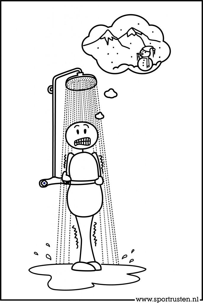 Wim hof wat kun je leren van de iceman - Italiaanse douche mosai dat ...