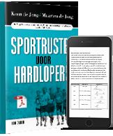 Meld je aan voor de wekelijkse nieuwsbrief en krijg het e-book Sportrusten voor hardlopers cadeau.