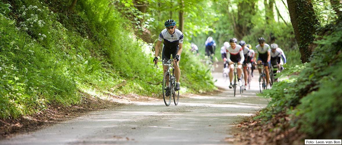 Sportrusten: meer dan hard fietsen