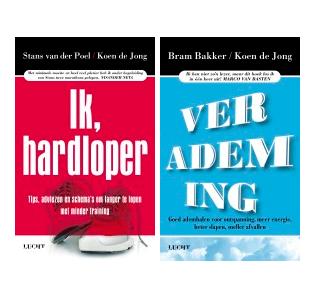 Verademing + Ik, hardloper (e-books)