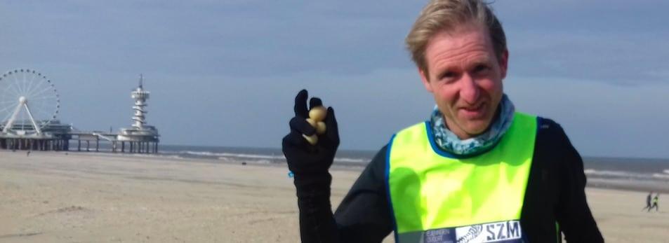 Loodzware marathon op 4 aardappels: kan dat?