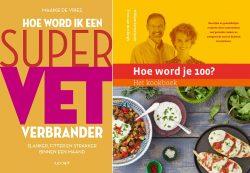Hoe word ik een supervetverbander en Hoe word je 100 - Het kookboek