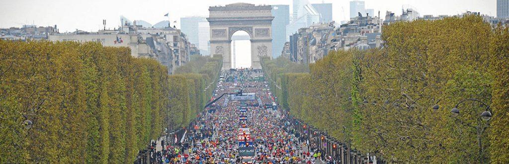 Marathon van Parijs: van twijfel tot euforie