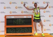 Niek Hoogwout, Marathon Rotterdam 2018