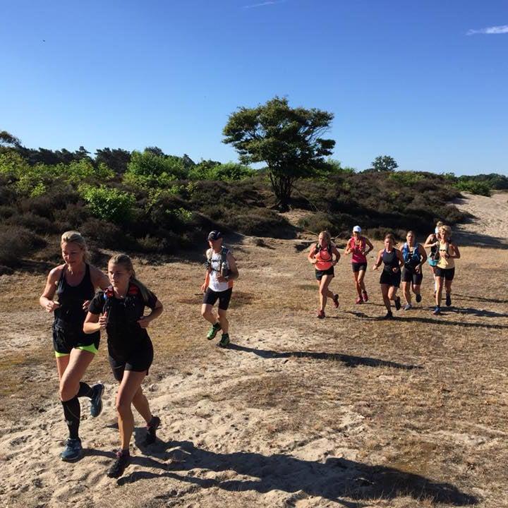 Larense Lange trail: samen genieten