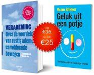 Verademing + Geluk uit een potje van 35 voor 25 euro