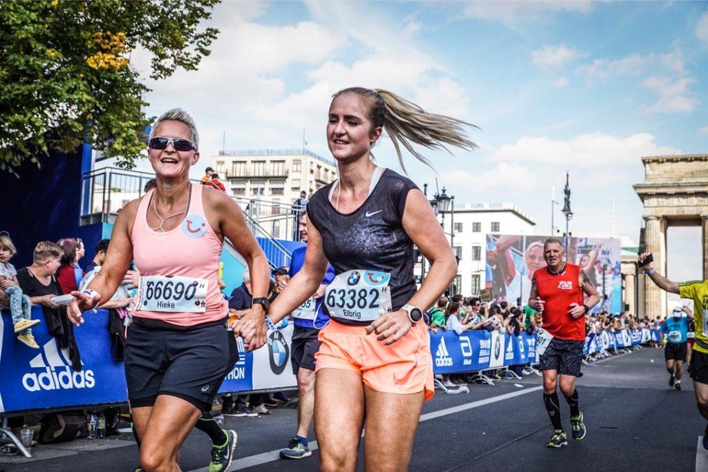 Hieke Osinga, Marathon Berlijn