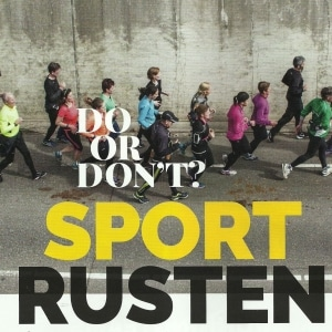 Sportrusten: do or don't