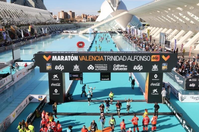 Valencia Marathon 2018 - Ramon Haen - Sportrusten