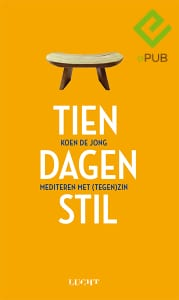 Tien dagen stil- ebook (ePub)