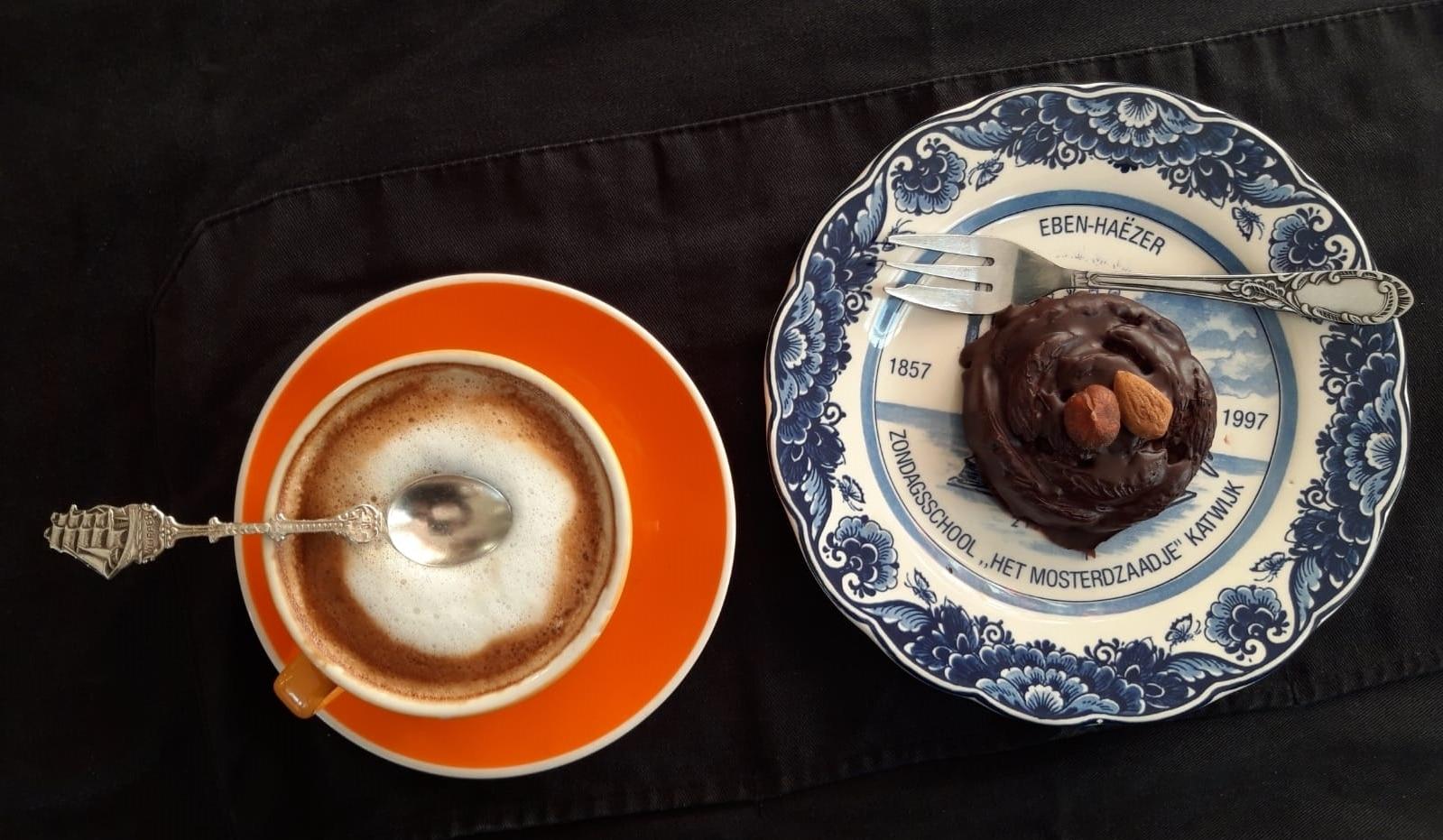Bonte Kraai: Koffie & gebak