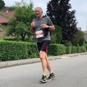 Jan, Halve marathon - Ervaring met 100 dagen Sportrusten Programma