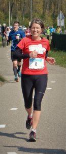 Tevreden met het resultaat: een marathon uitgelopen zonder blessures