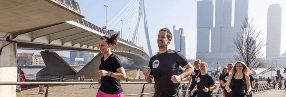 Kan iedereen een marathon lopen?