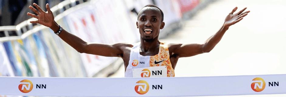 Grijp je kans: hardlopen met Abdi Nageeye