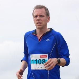 Joris de Coo, Halve marathon - Ervaring met 100 dagen Sportrusten Programma