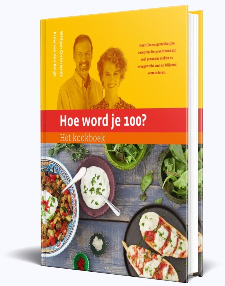 Hoe word je 100 - Het Kookboek