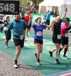 Op naar Rotterdam 2020 en dan weer met Sportrusten en een paar halve marathons tussendoor.
