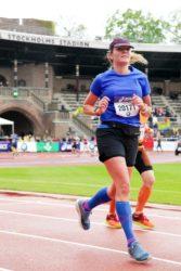 Dit was mijn 4e marathon en de 2e keer met het schema van Sportrusten. Werkt perfect!