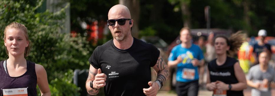 Marathon voorbereiding: 14K of niet?