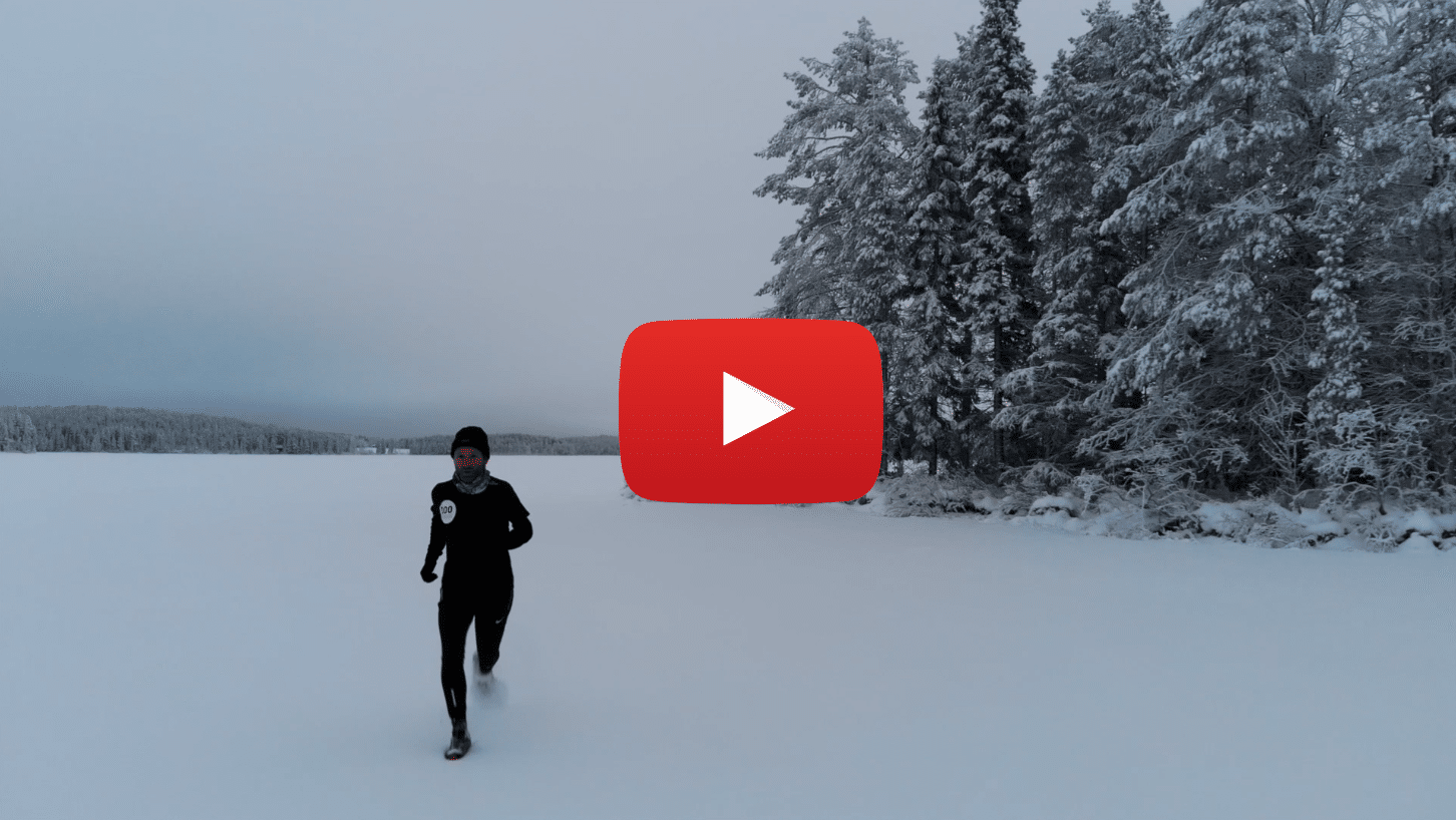 Run-dip-run in Finland