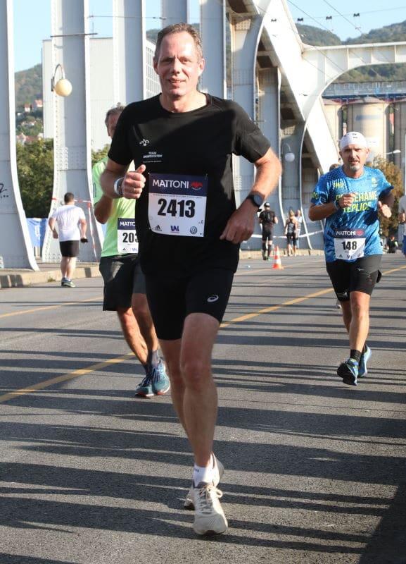 Rob van Rooijen, Usti nad Labem Half Marathon