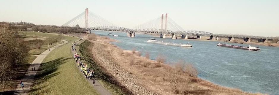 Nieuw doel: Two Rivers Marathon op 9 februari