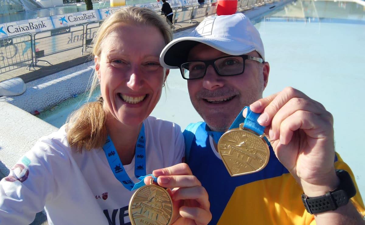 Sportrusten 100 dagen Programma Halve marathon