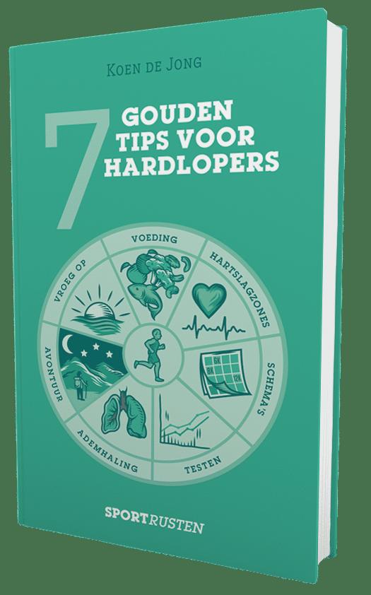 e-book 7 Gouden Tips voor Hardlopers