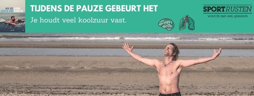 Ademhalingsoefeningen van Wim Hof