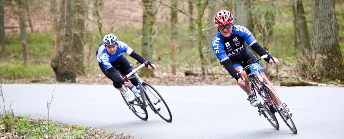 Aart Vierhouten | Sportrusten: meer dan hard fietsen