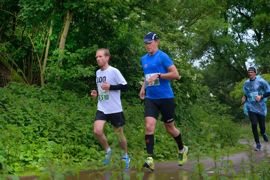 Schema marathon 14 kilometer