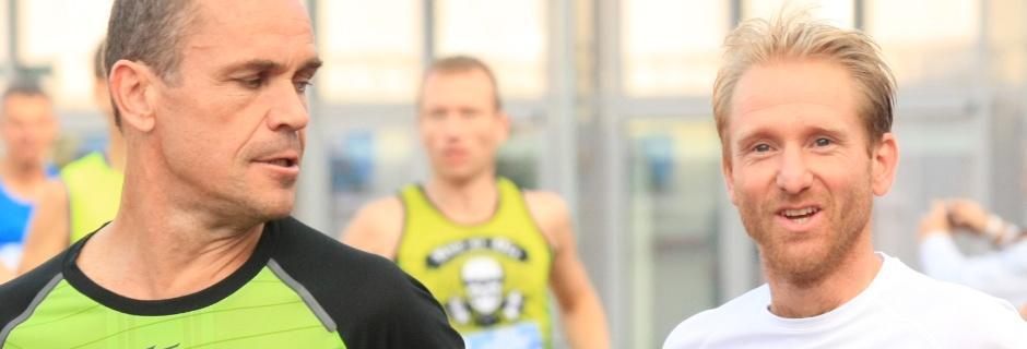 Hoe loop je een marathon terwijl je maar 14 km traint?