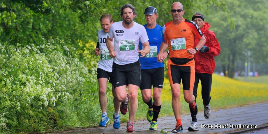 Hoe plas je tijdens een marathon? (of 10k)