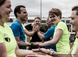 Sportrusten Arnhem: Chantor en Kim