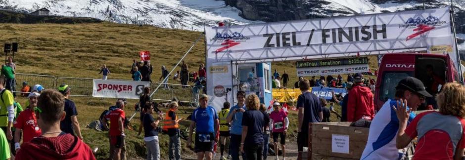 Weinig koolhydraten en dan de Jungfrau marathon