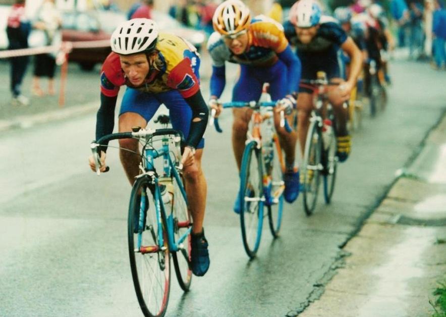 Koen de Jong fietst harderfietsen.nl GOED