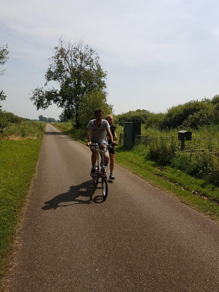Maarten de Jong bepaalt omslagpunt hardlopen