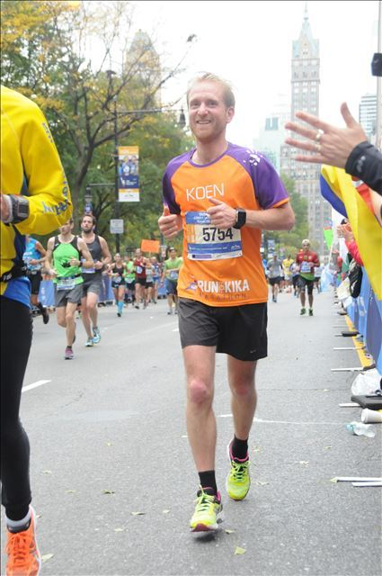 Marathon New York 1