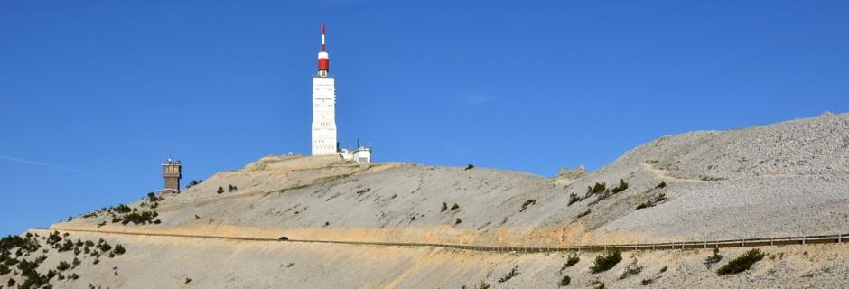 Waarom je een held bent als je met een buikje de Mont Ventoux op fietst