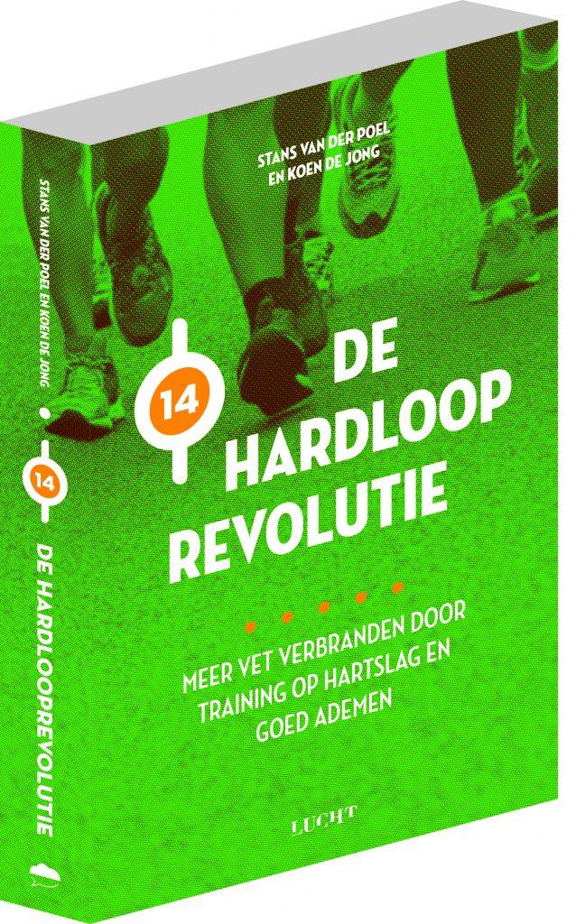 Boek De Hardlooprevolutie, Koen de Jong en Stans van der Poel