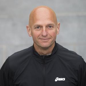 Sportrusten-looptrainer Peter van Buijtene
