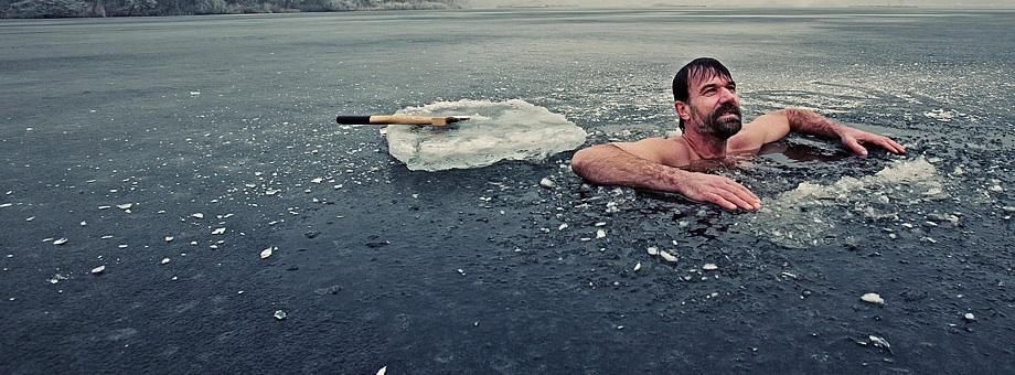 Wat kun je leren van Wim Hof (ja, de Iceman) foto: Henny Boogert