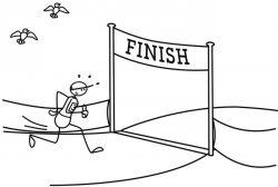 cartoon-finish