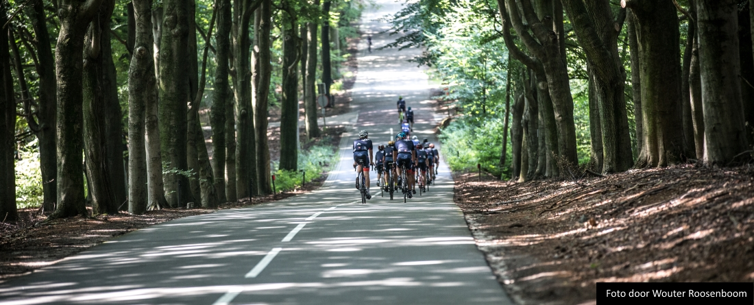 Sportrusten Wielrennen Gevorderden - Foto door Wouter Roosenboom