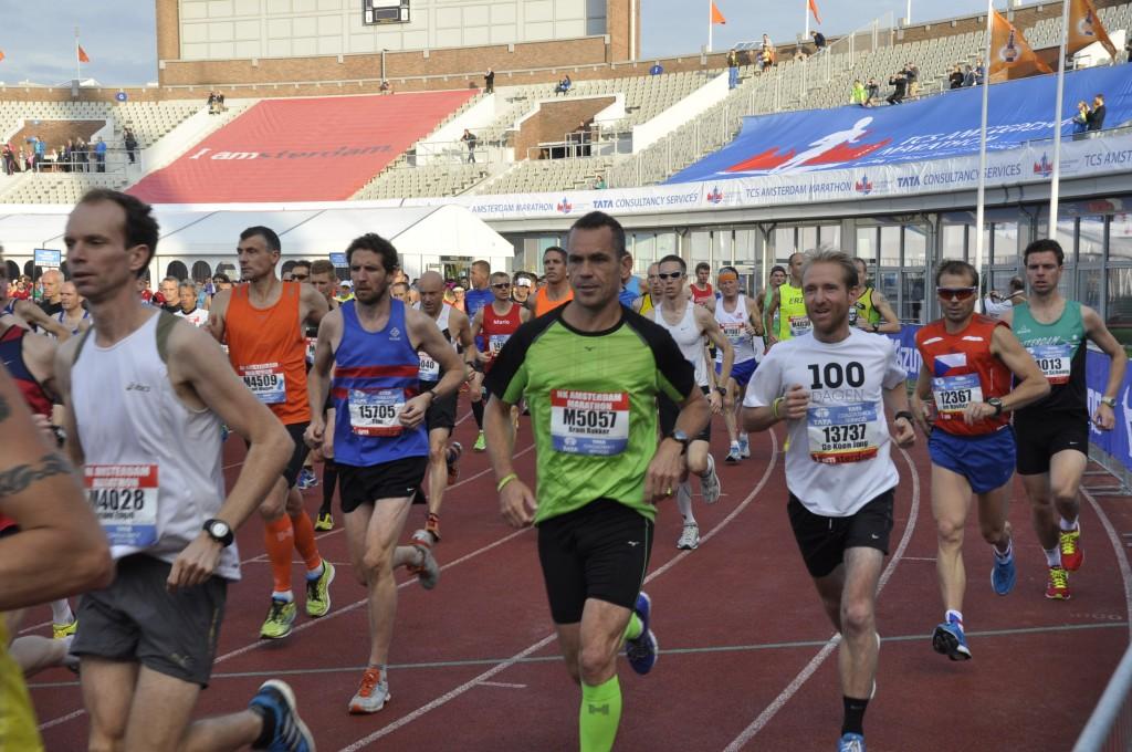 Boston marathon met 14K training? Bram Bakker gaat de uitdaging aan!